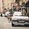 Paris - Classic French Cars Photographed by Rick Nunn