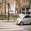 Paris - Smart Car Photographed by Rick Nunn