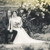 The Bennetts - The Bennett Wedding 09 - Bench In The Garden Shot Photographed by Rick Nunn