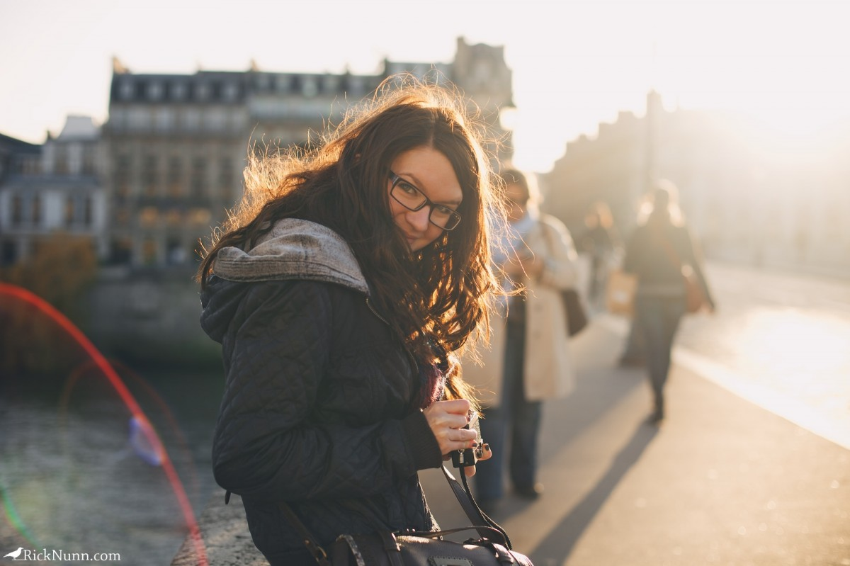 Paris - Load the film!  Photographed by Rick Nunn