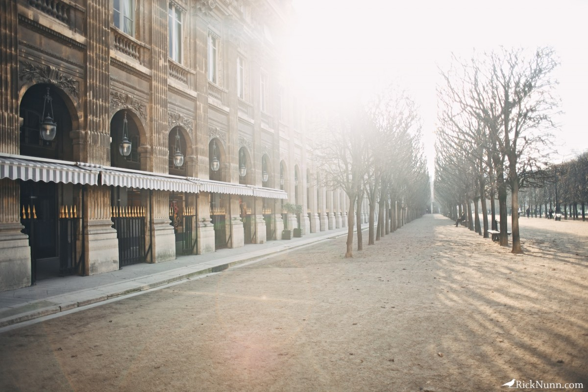 Paris - More breakfast Photographed by Rick Nunn