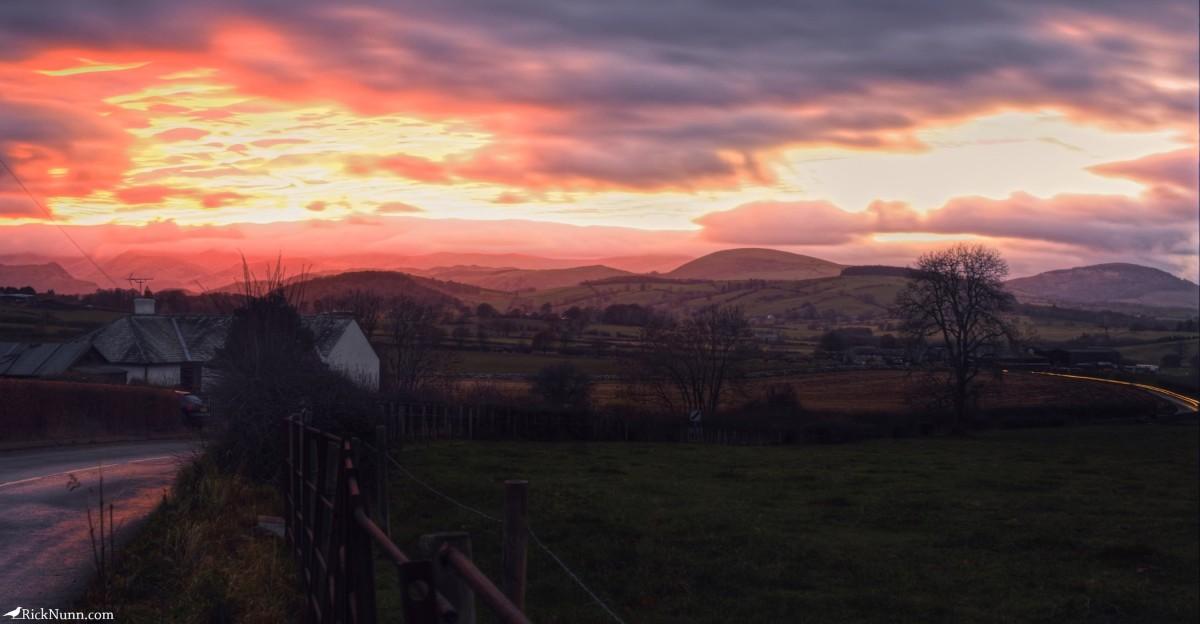 Cumbria in December - Cumbria - 1 - 12 Photographed by Rick Nunn