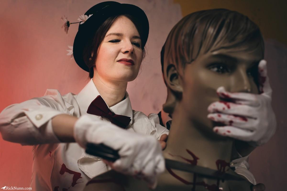 Dead Girl x Mary Choppins! - Mary Choppins 2 Photographed by Rick Nunn