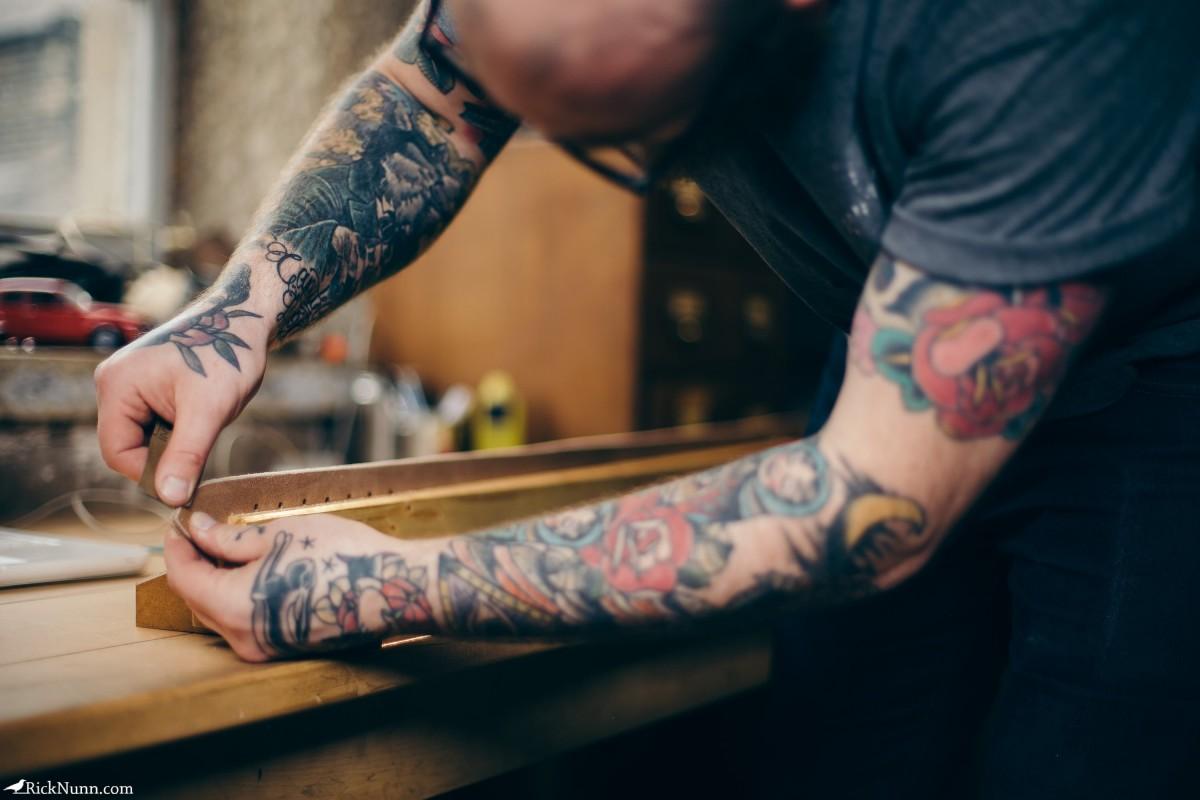 Honest Thomas — Mechanic turned Artisan Maker - Honest-Thomas-10 Photographed by Rick Nunn