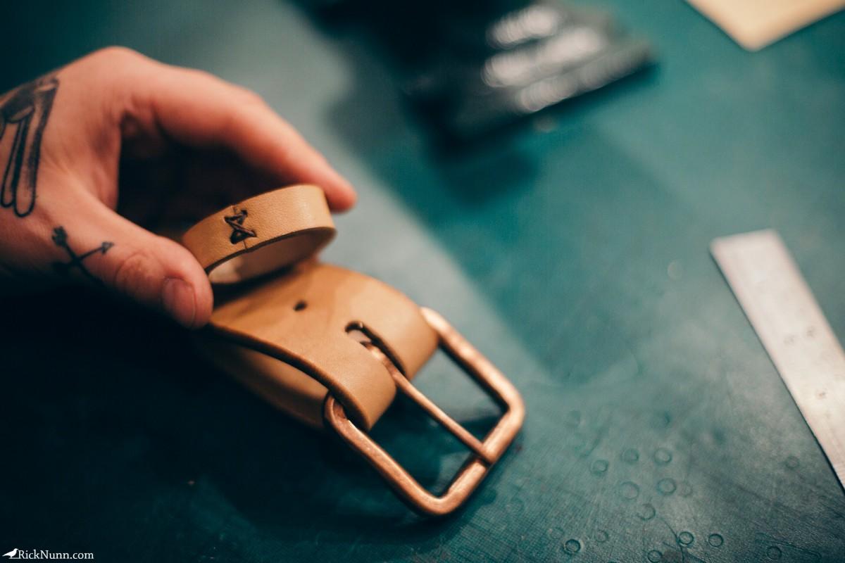 Honest Thomas — Mechanic turned Artisan Maker - Honest-Thomas-14 Photographed by Rick Nunn