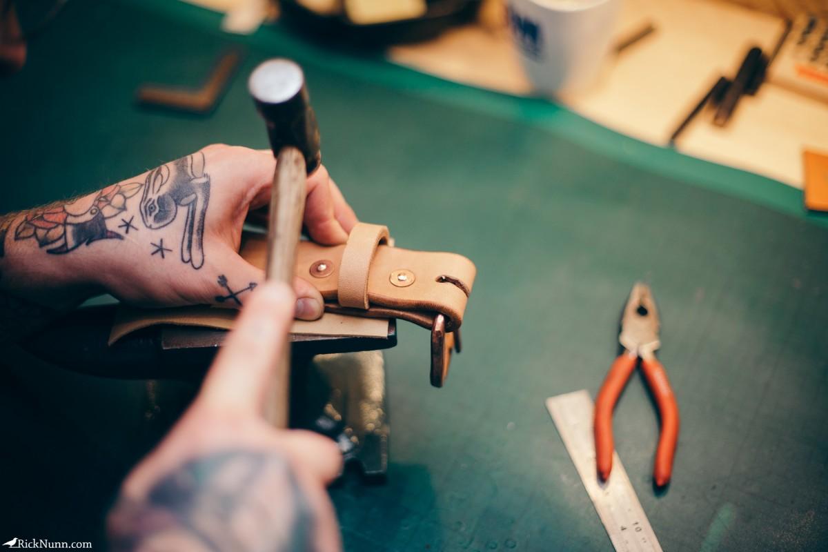 Honest Thomas — Mechanic turned Artisan Maker - Honest-Thomas-15 Photographed by Rick Nunn