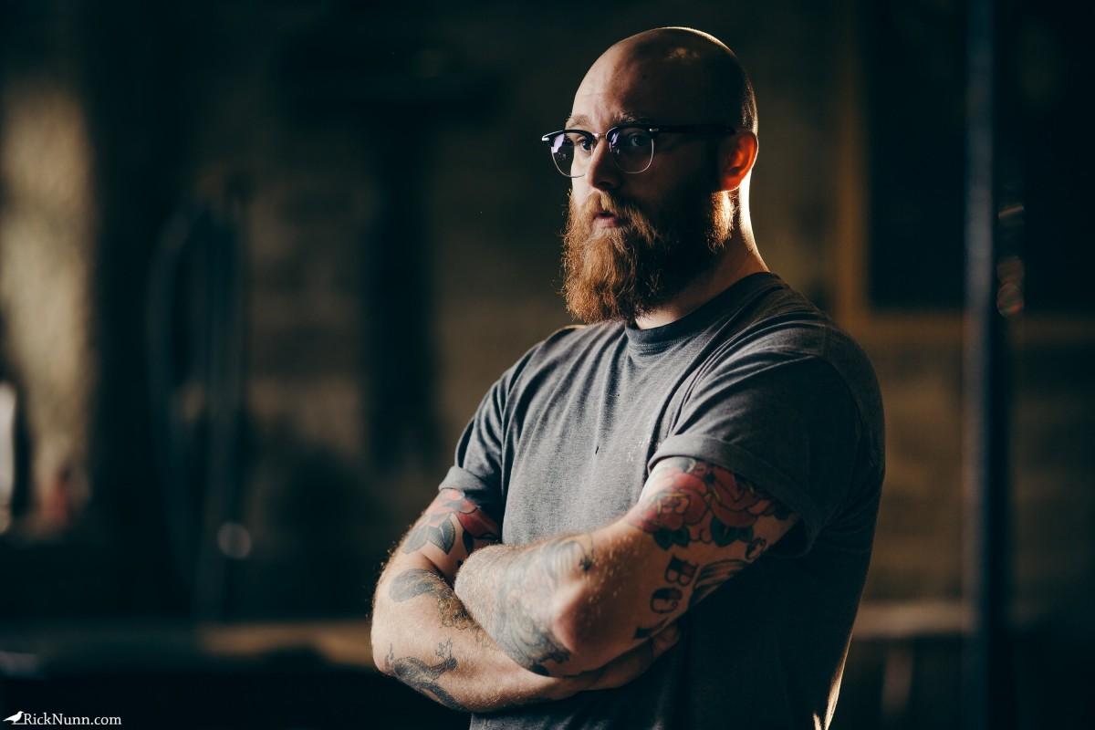 Honest Thomas — Mechanic turned Artisan Maker - Honest-Thomas-22 Photographed by Rick Nunn