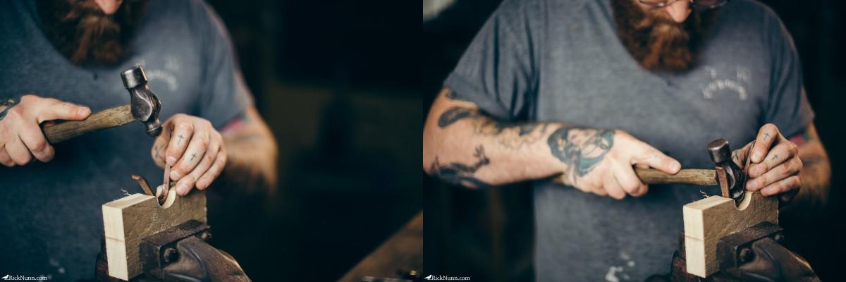 Honest Thomas — Mechanic turned Artisan Maker - Honest-Thomas-6 Photographed by Rick Nunn