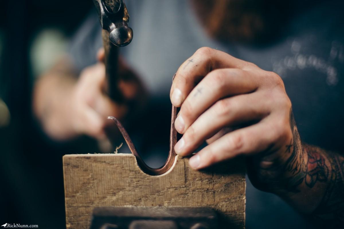 Honest Thomas — Mechanic turned Artisan Maker - Honest-Thomas-7 Photographed by Rick Nunn