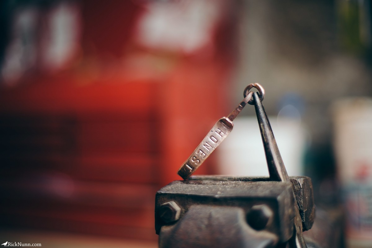 Honest Thomas — Mechanic turned Artisan Maker - Honest-Thomas-8 Photographed by Rick Nunn