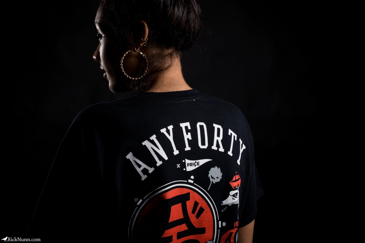 AnyForty — Art Is Our Weapon Lookbook - AnyForty - Art Is Our Weapon - 16 Photographed by Rick Nunn