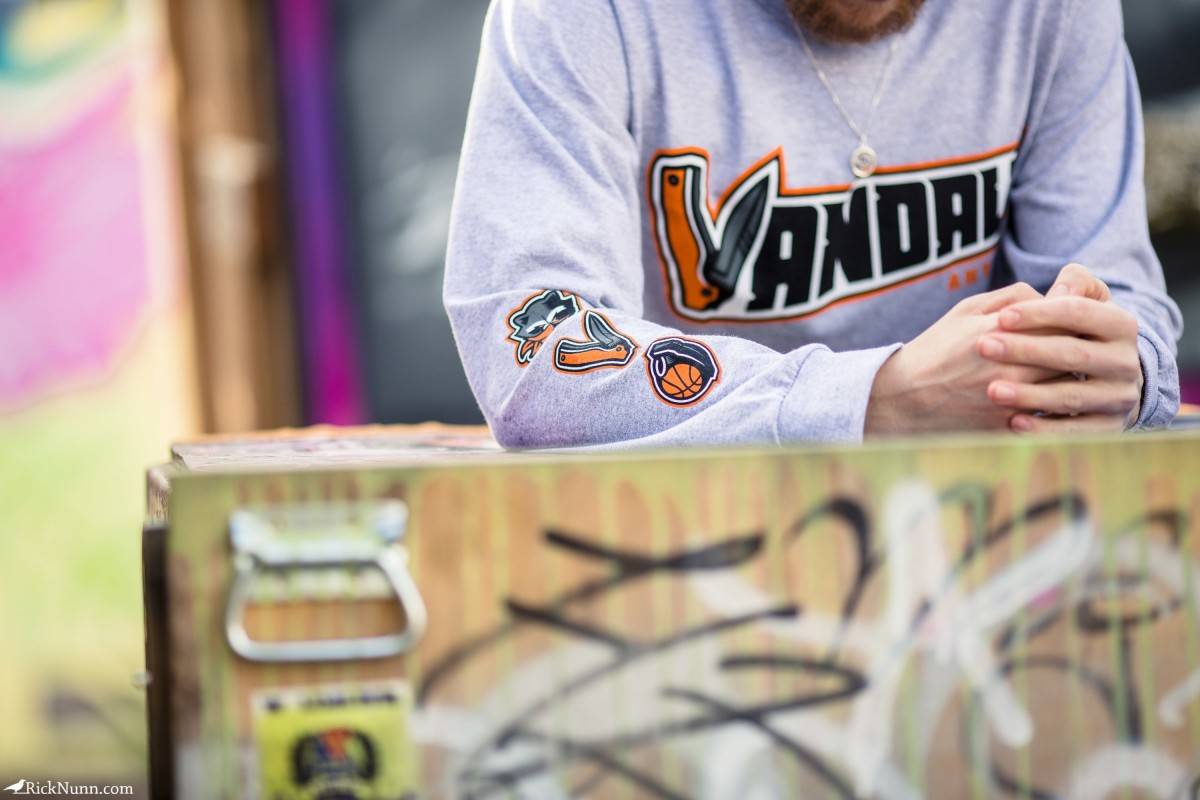 AnyForty Vandalz Capsule Collection Lookbook — Autumn 2016 - anyforty-vandalz-capsule-collection-12 Photographed by Rick Nunn