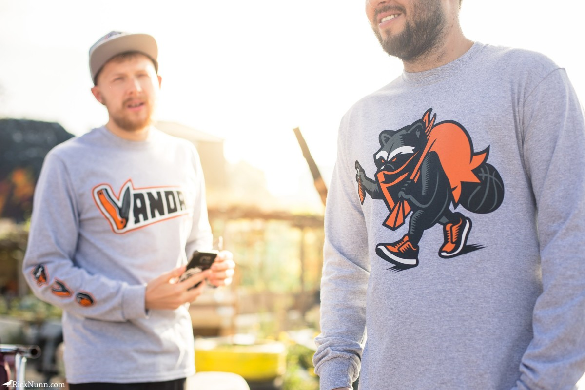 AnyForty Vandalz Capsule Collection Lookbook — Autumn 2016 - anyforty-vandalz-capsule-collection-4 Photographed by Rick Nunn