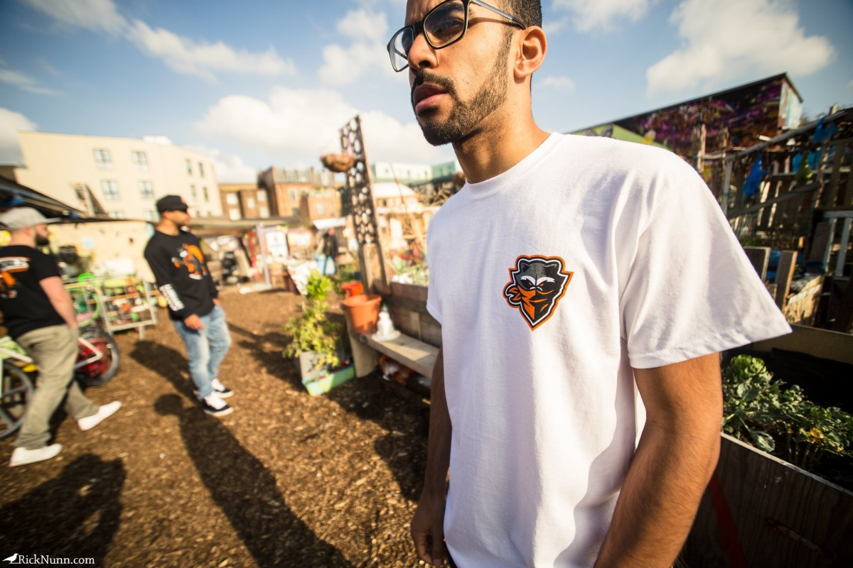 AnyForty Vandalz Capsule Collection Lookbook — Autumn 2016 - anyforty-vandalz-capsule-collection-8 Photographed by Rick Nunn