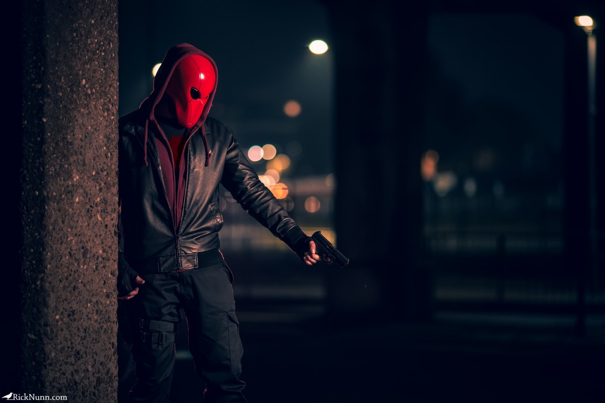 Red Hood Cosplay — You Lose - Red Hood Cosplay 3 Photographed by Rick Nunn