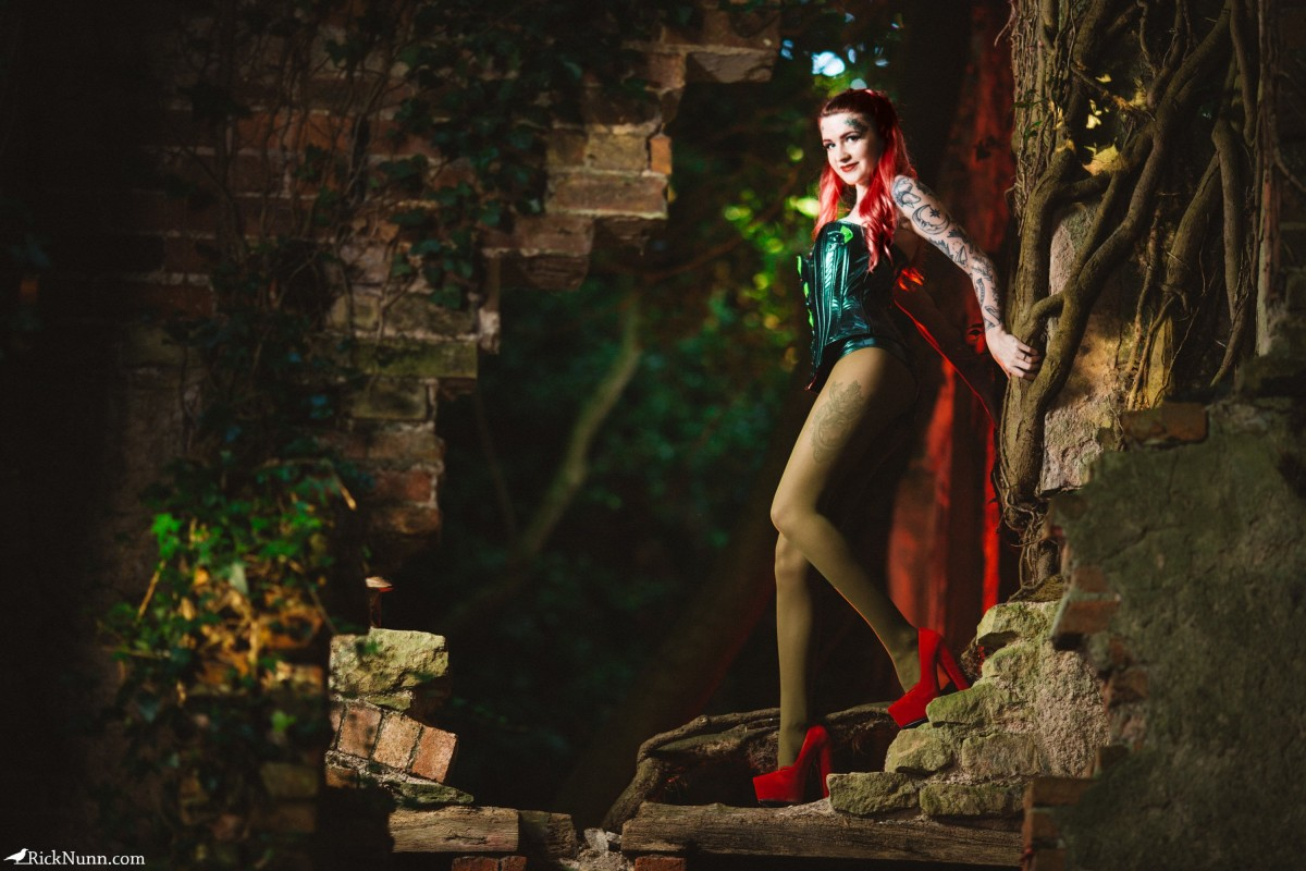 Poison Ivy Cosplay — Confused - Poisn Ivy Cosplay 2 Photographed by Rick Nunn
