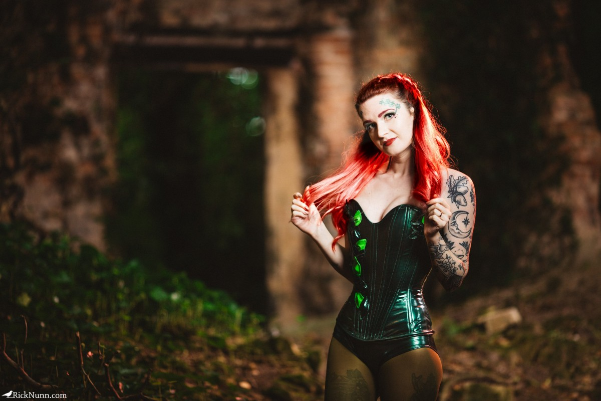 Poison Ivy Cosplay — Confused - Poisn Ivy Cosplay 3 Photographed by Rick Nunn