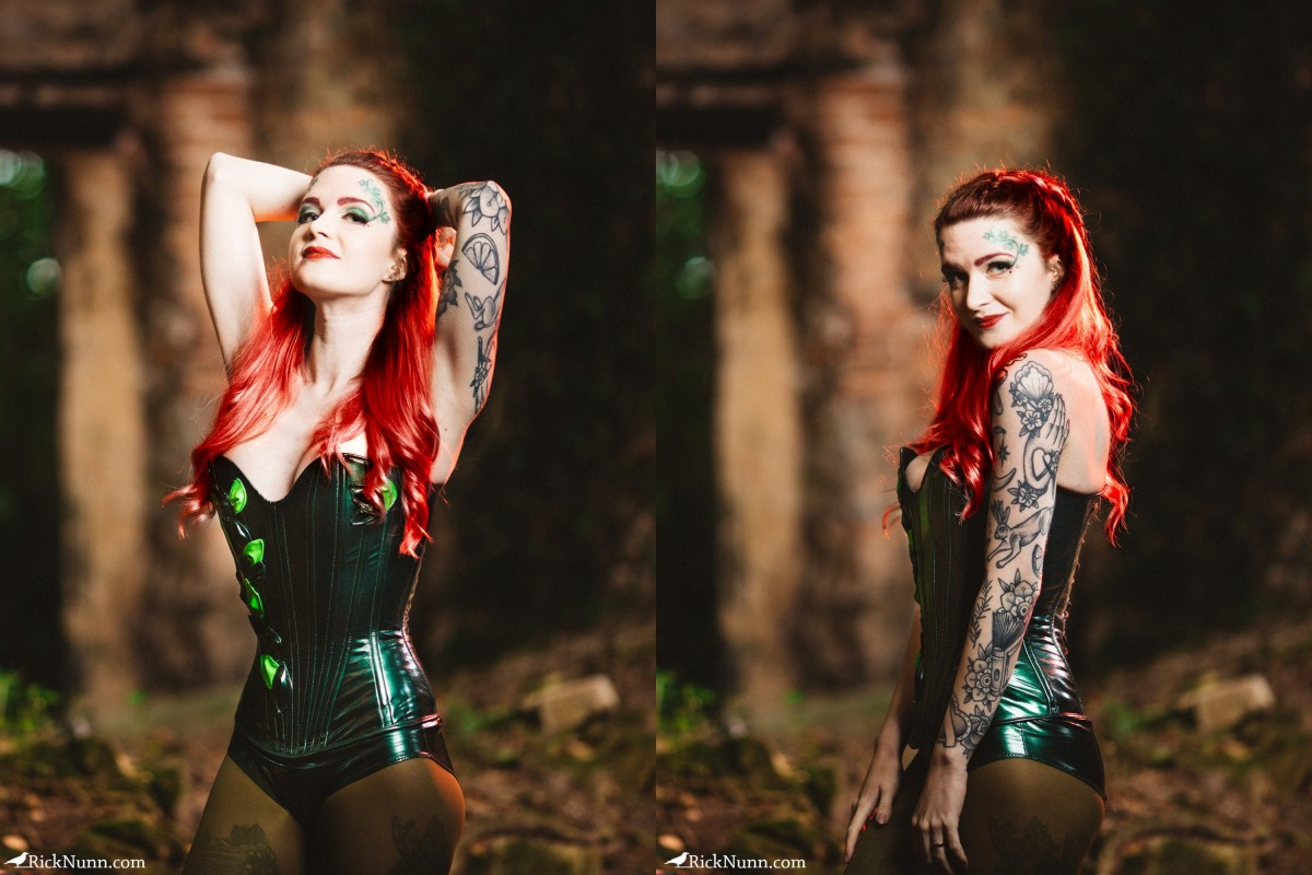 Poison Ivy Cosplay — Confused - Poisn Ivy Cosplay 4 Photographed by Rick Nunn