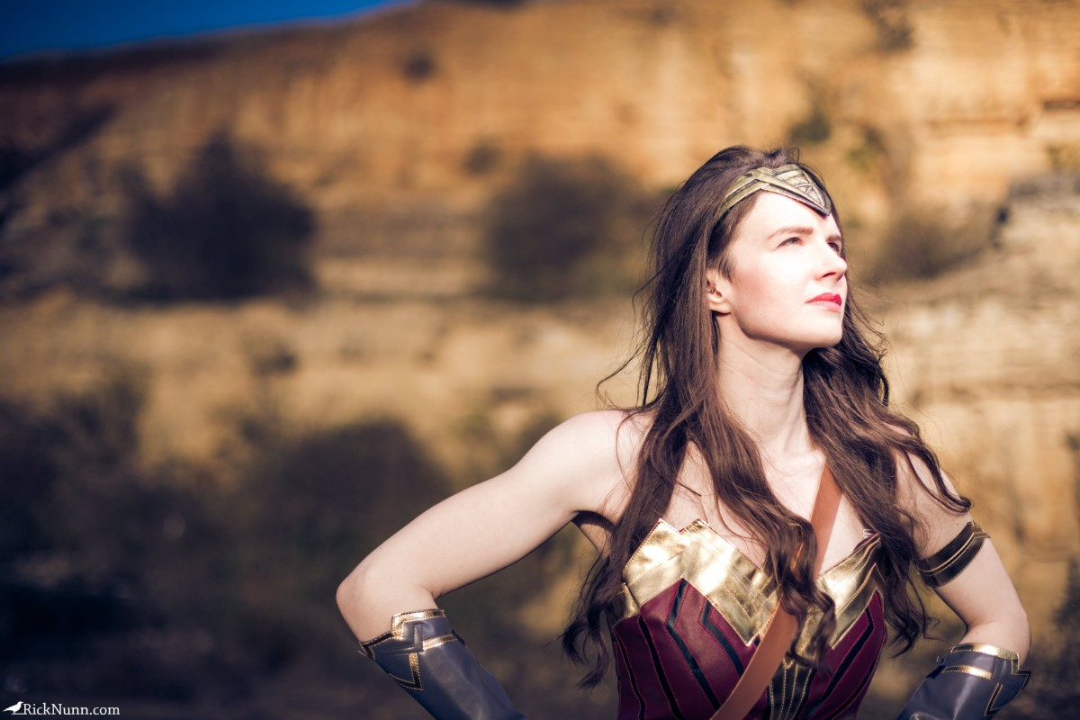 Wonder Woman Cosplay — I Will Fight - Wonder Woman Cosplay 11 Photographed by Rick Nunn