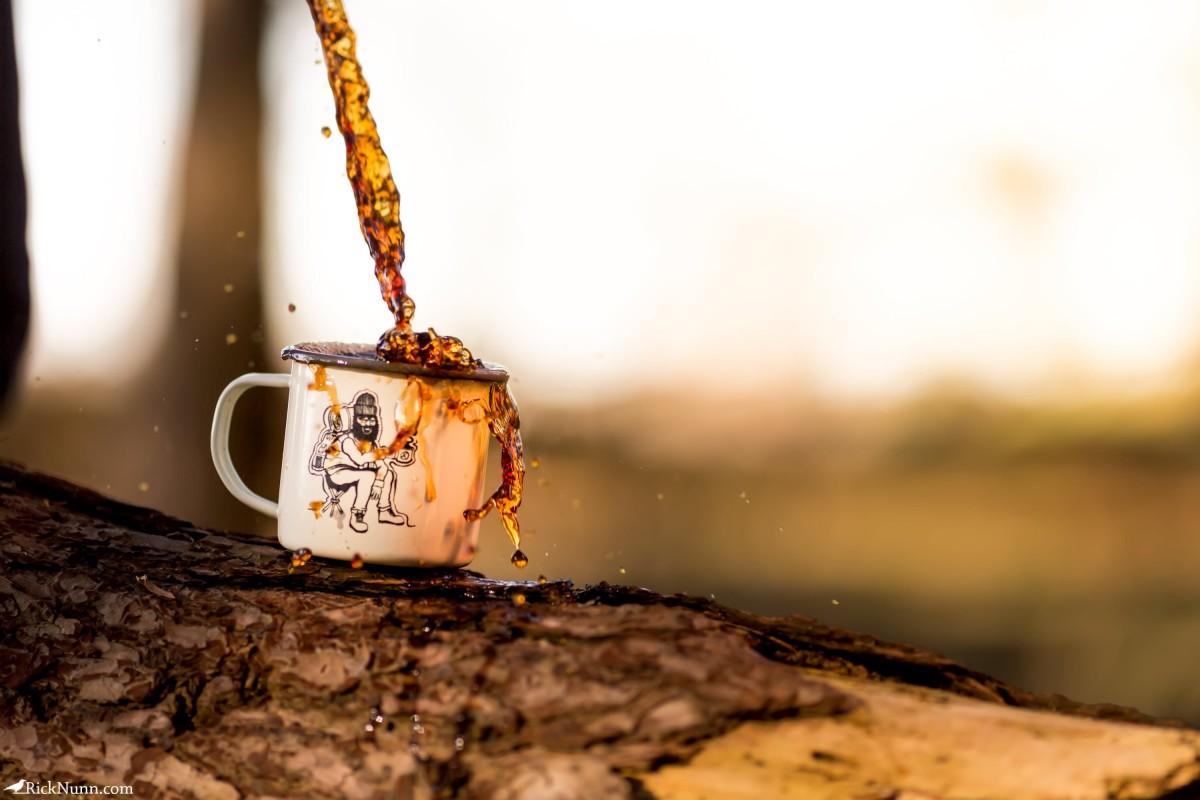 I Vlog Now? Aka My Coffee Obsession - Coffee Splash Photographed by Rick Nunn