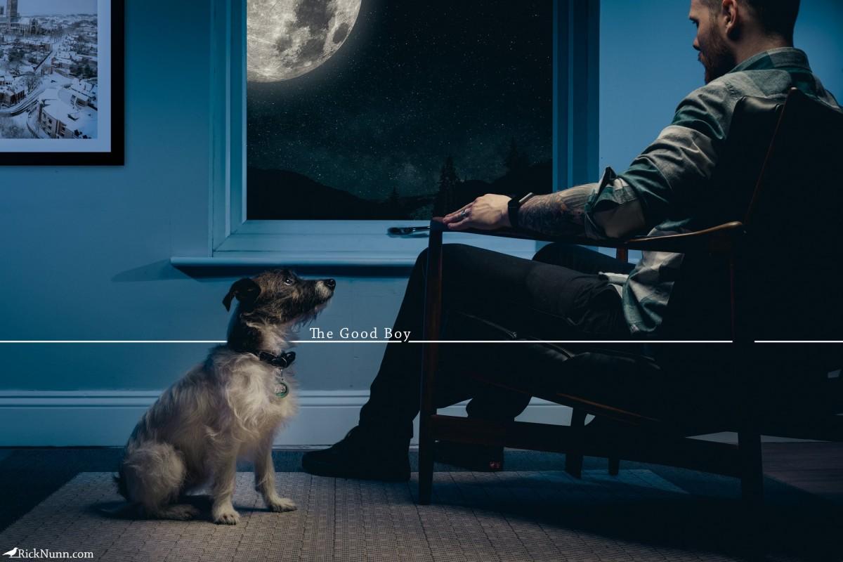 The Good Boy - The Good Boy Photographed by Rick Nunn
