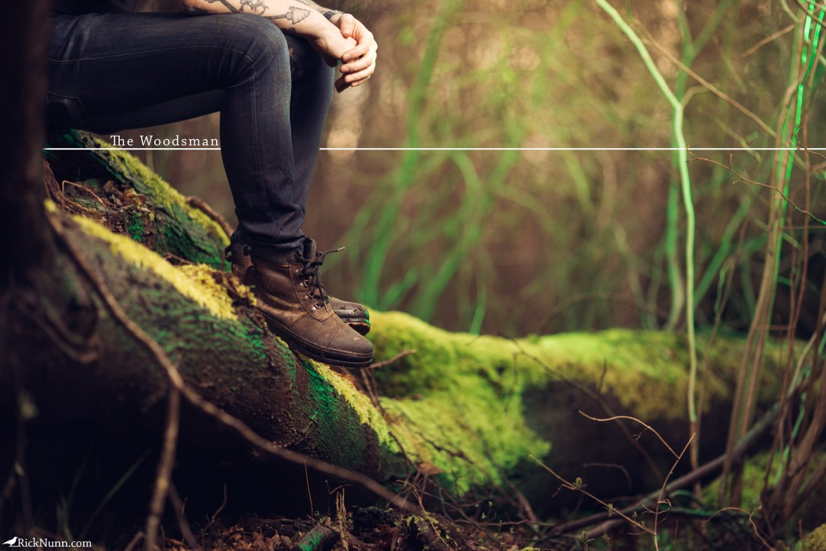 The Woodsman - The Woodsman Photographed by Rick Nunn