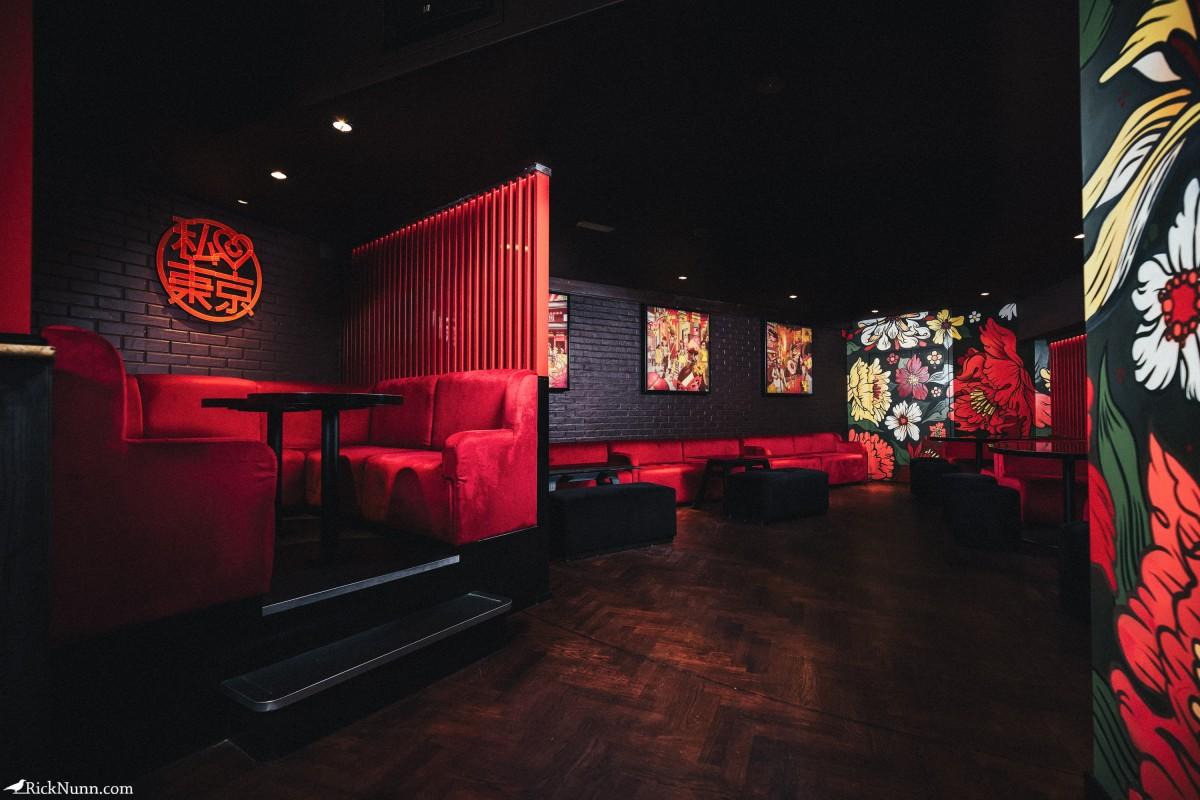 AnyForty x Rick Nunn - AnyForty Tokyo Newcastle 01 Interior - Downstairs Photographed by Rick Nunn