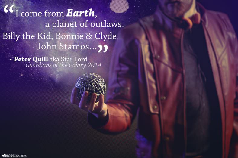 Guardians of the Galaxy Star-Lord Cosplay - 1 of 5 - Quoto