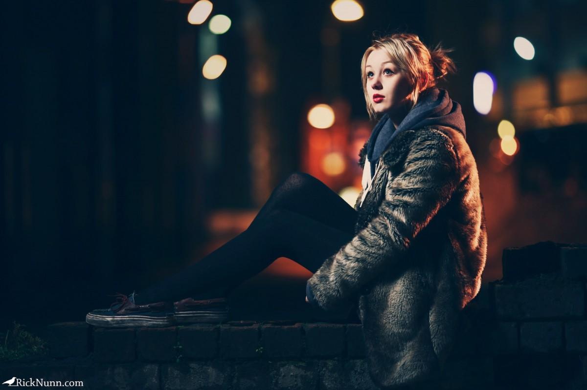 Katie In Leeds - Katie In Leeds Photographed by Rick Nunn