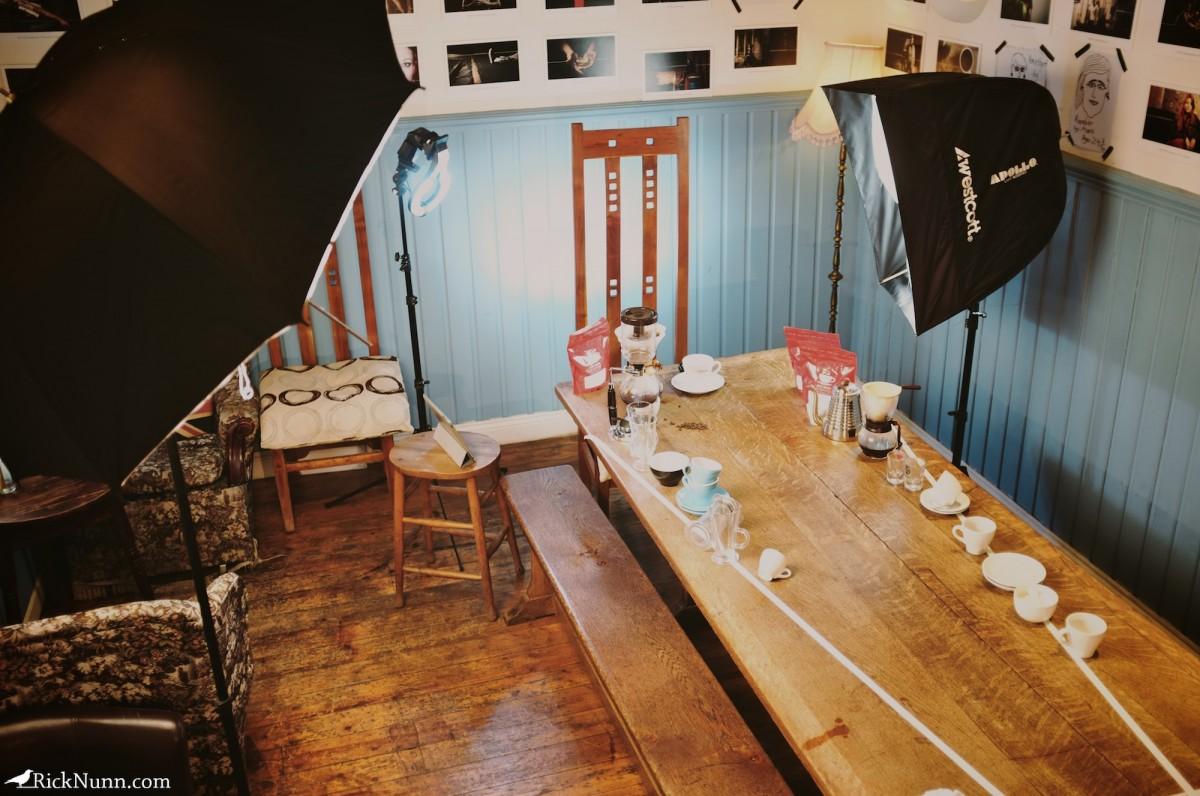 Desire - setup 1 Photographed by Rick Nunn