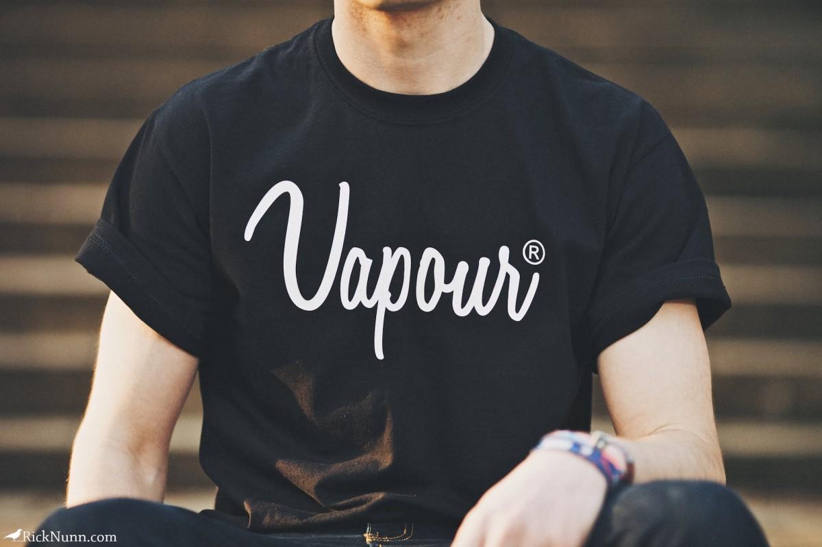 Vapour Clothing - Vapour Clothing Photographed By Rick Nunn 1 Photographed by Rick Nunn