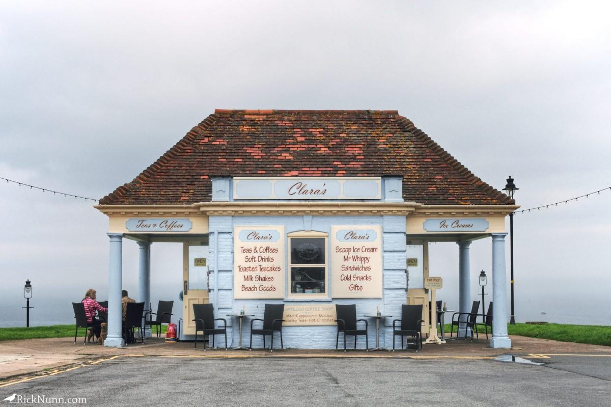 Whitby 2012 - 10 Ice Cream Hut Photographed by Rick Nunn