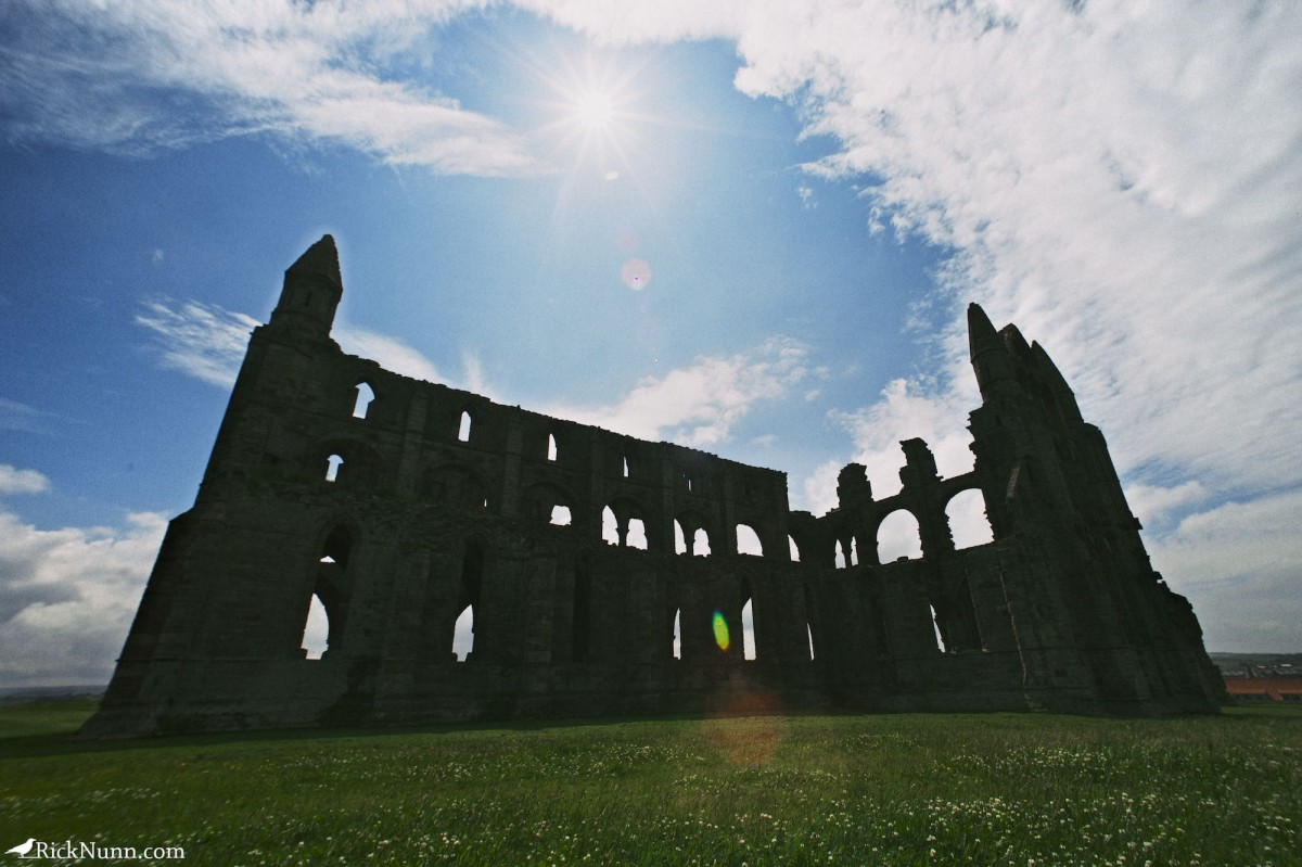 Whitby 2012 - 14 Whitby Abbey Photographed by Rick Nunn