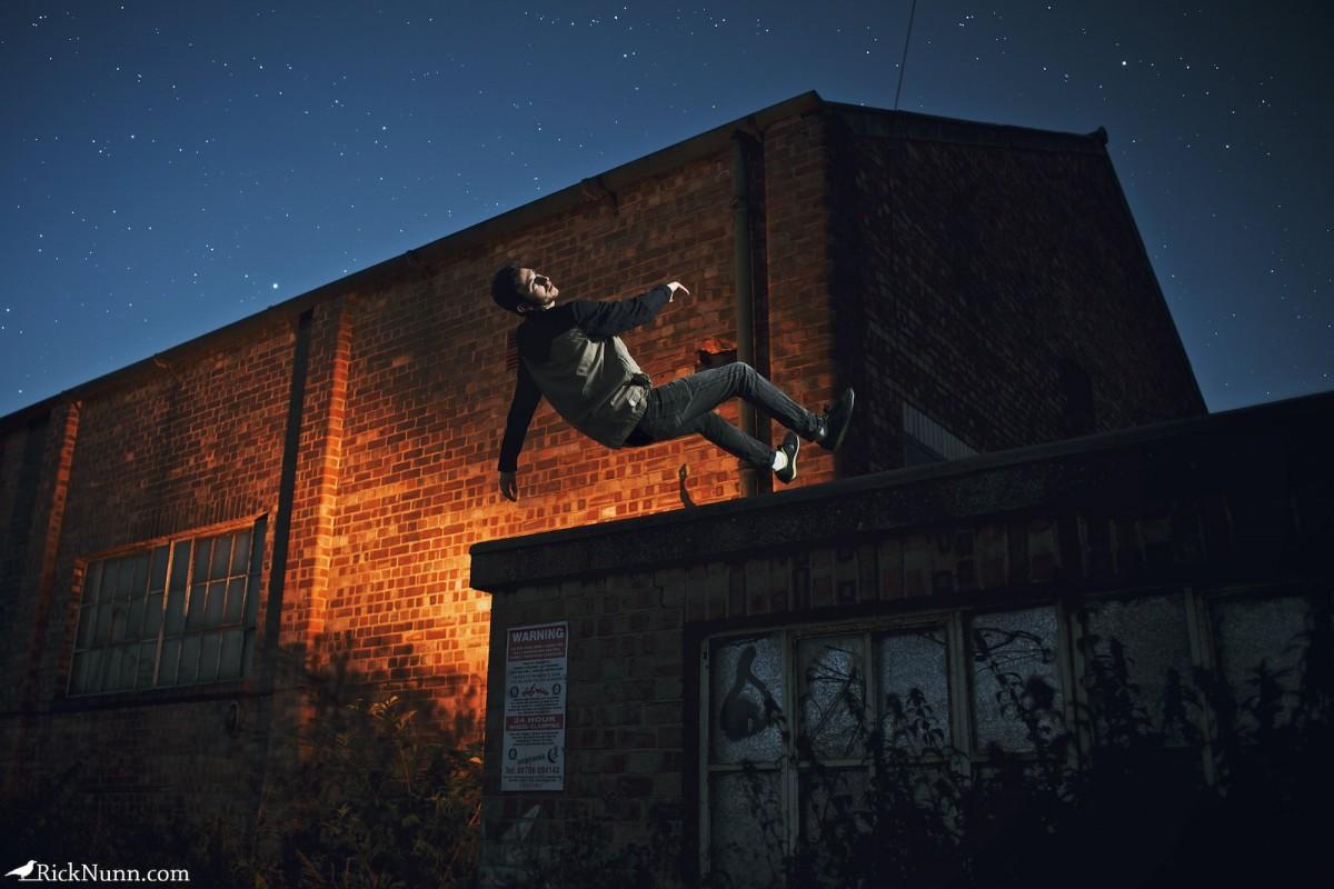 Goodbye Gravity - Goodbye Gravity V Photographed by Rick Nunn