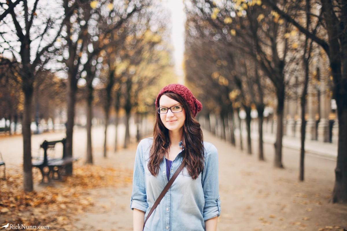 Paris - Spadge Photographed by Rick Nunn