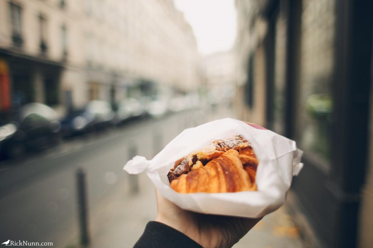 Paris - Breakfast in Paris  Photographed by Rick Nunn