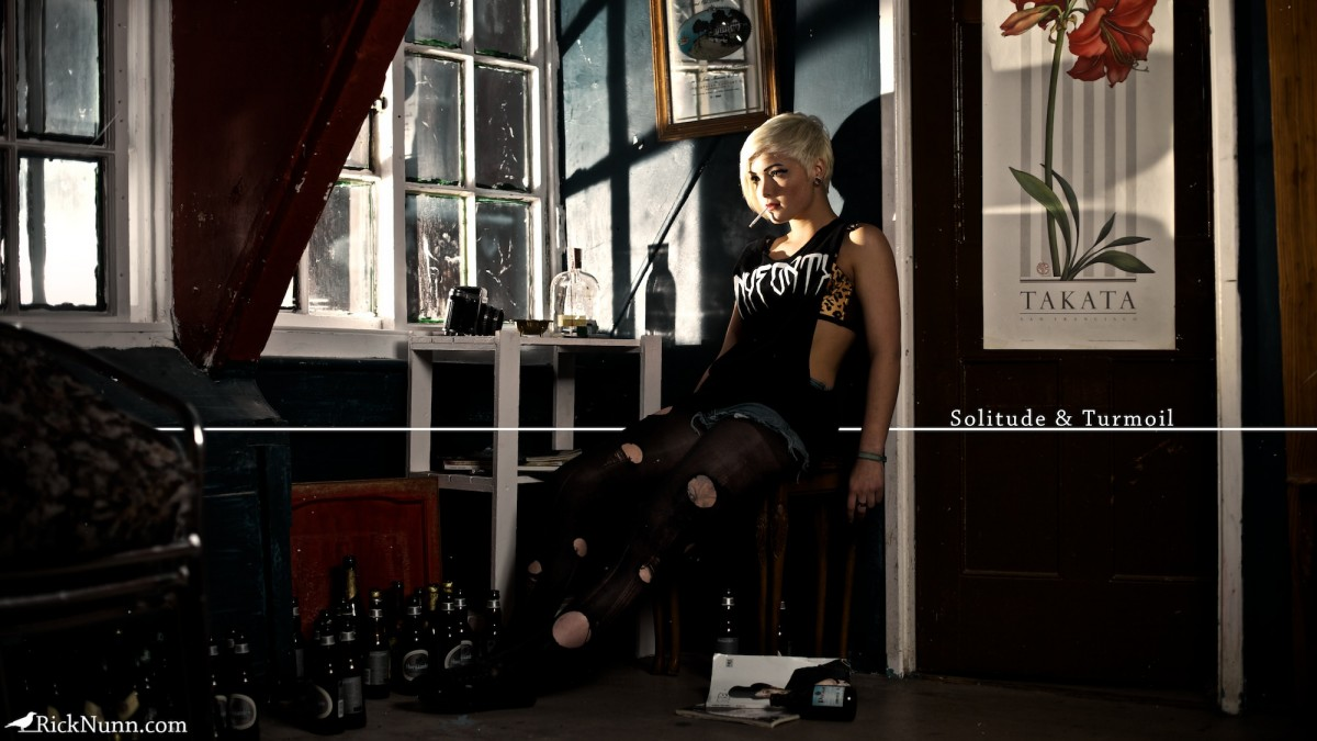 Solitude & Turmoil - 05-Solitude-Turmoil Photographed by Rick Nunn