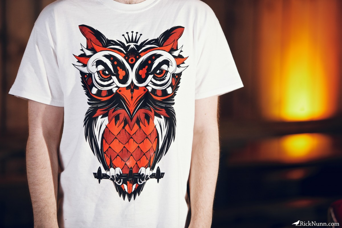 AnyForty — Spring/Summer 2013 Lookbook - Another Example Photographed by Rick Nunn