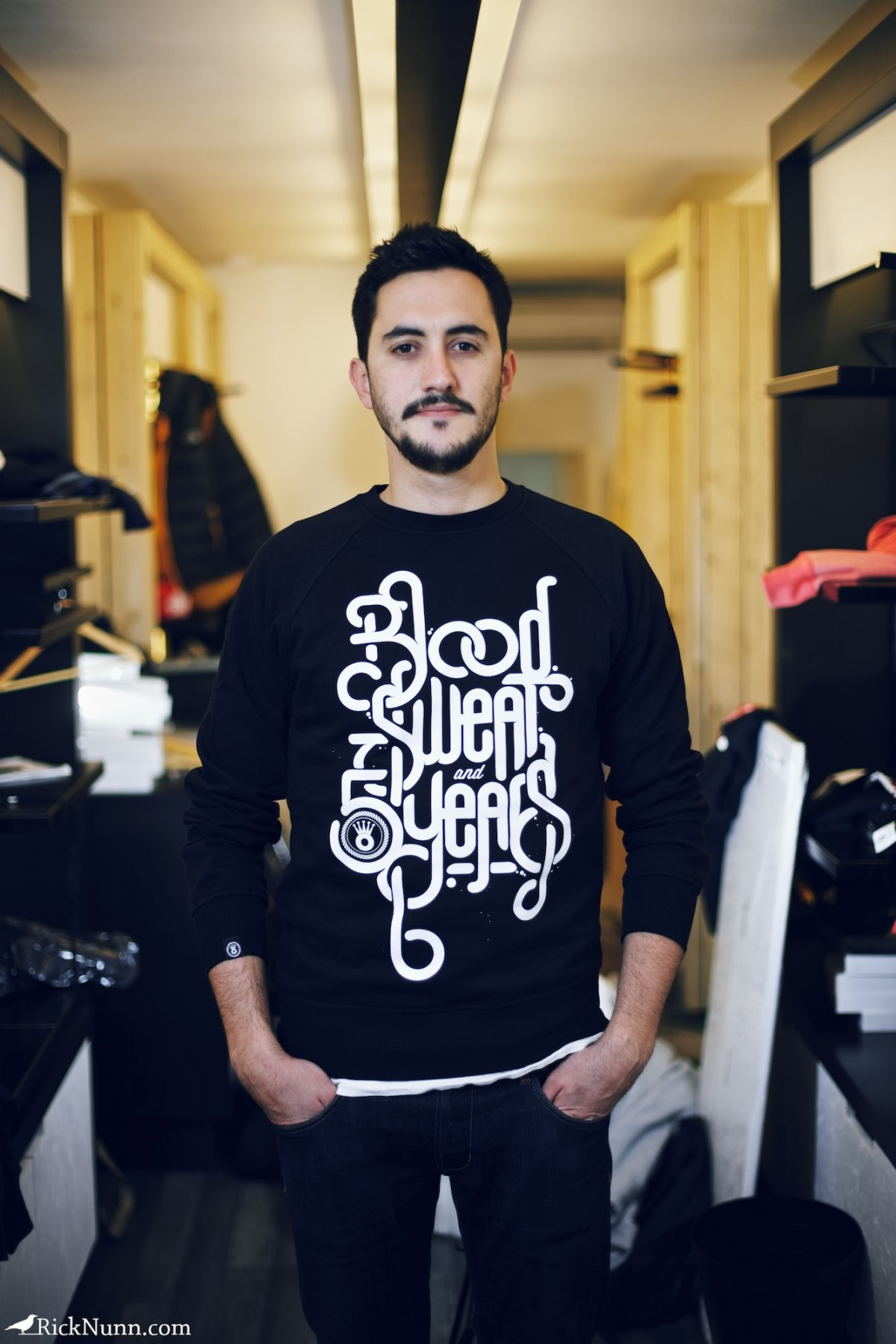 AnyForty — Spring/Summer 2013 Lookbook - Blood Sweat And 5 Years Designed By Andre Beato Photographed by Rick Nunn