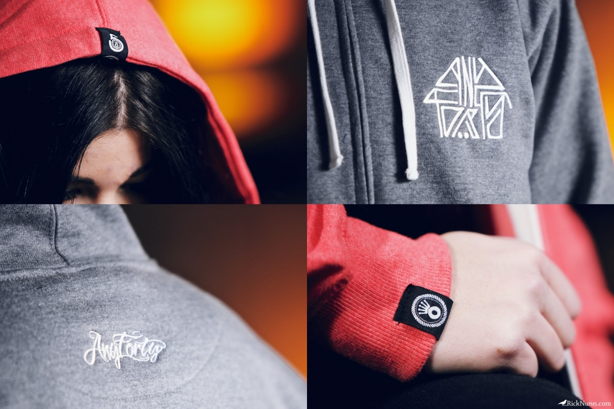 AnyForty — Spring/Summer 2013 Lookbook - The AnyForty Details Photographed by Rick Nunn