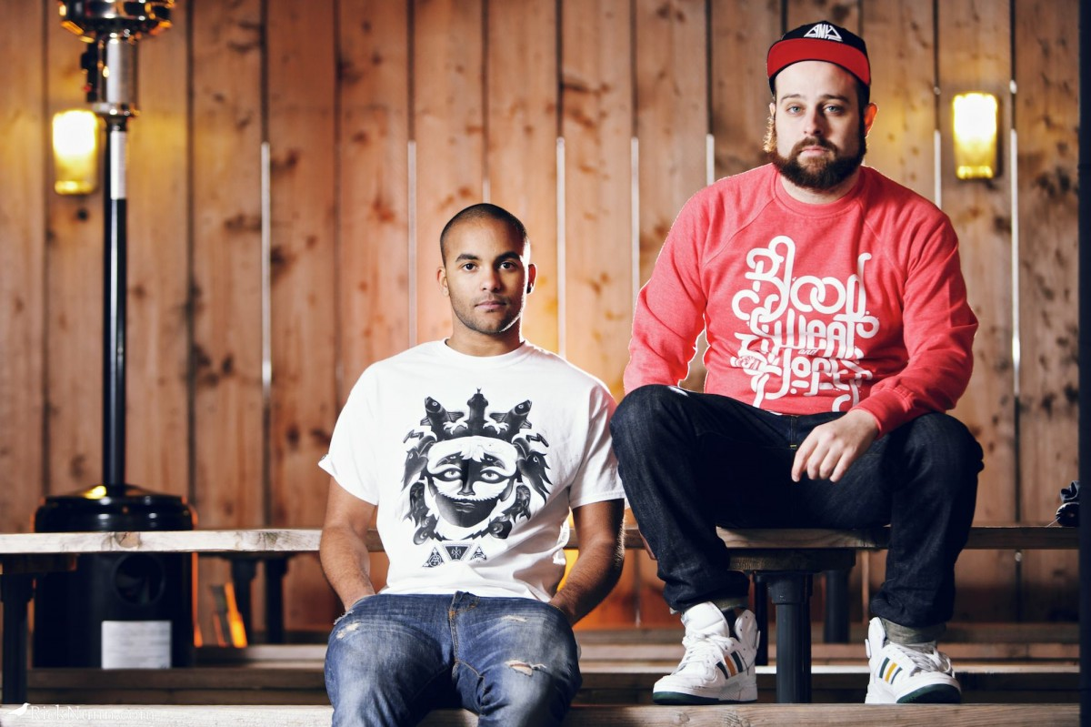 AnyForty — Spring/Summer 2013 Lookbook - The Last Skeptik Photographed by Rick Nunn