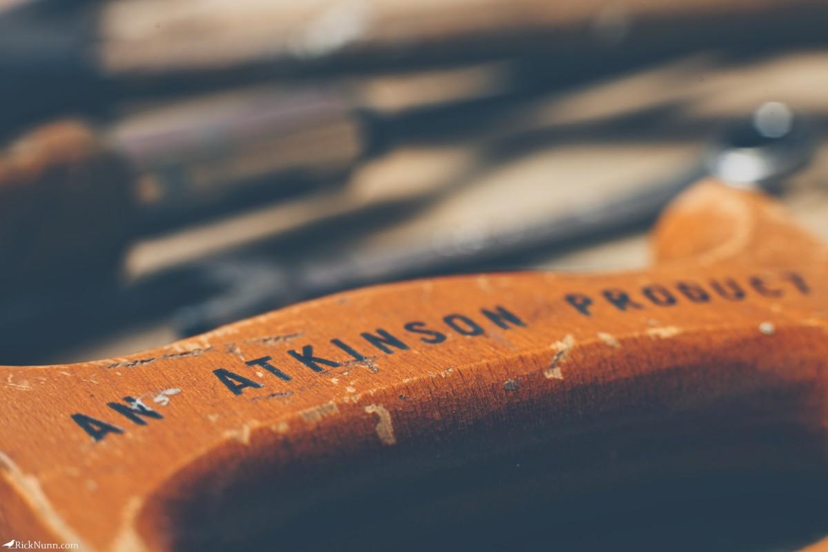 The Tools - Atkinson Photographed by Rick Nunn