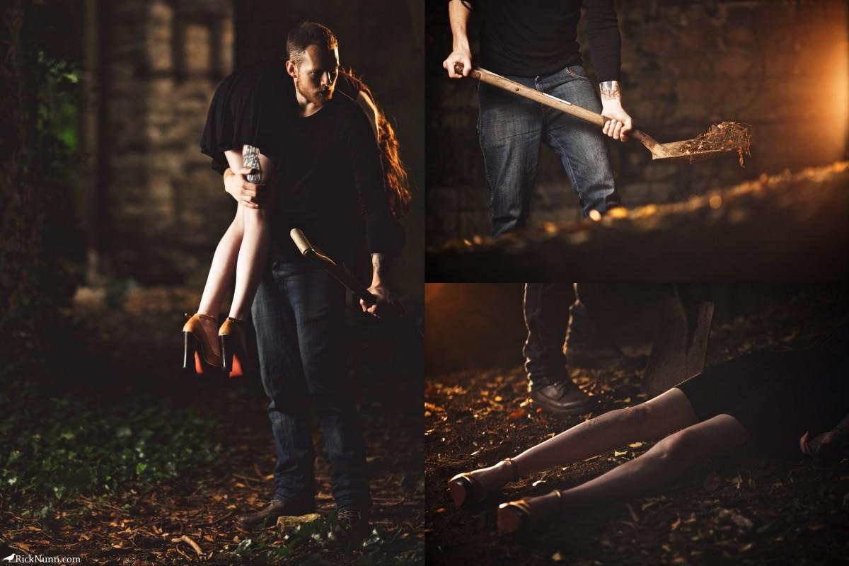 Betrayal - Betrayal Photographed by Rick Nunn