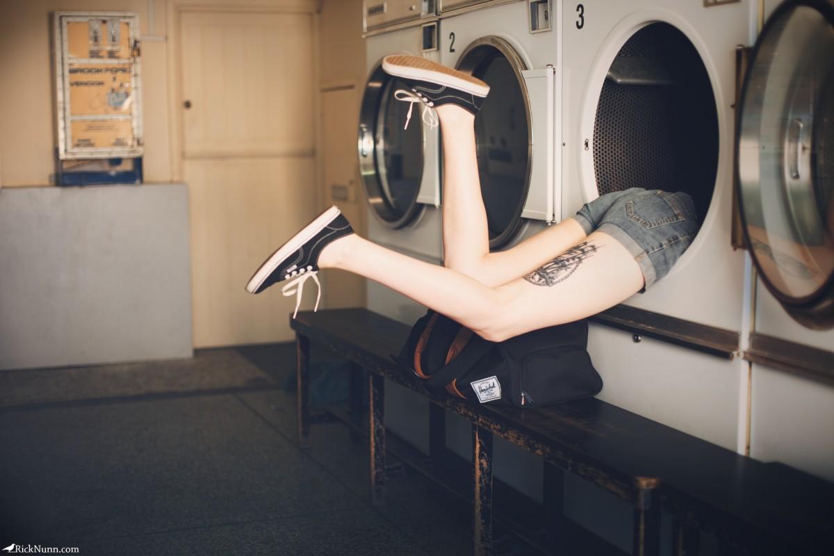 The Laundrette - The Laundrette Alt 3 Photographed by Rick Nunn