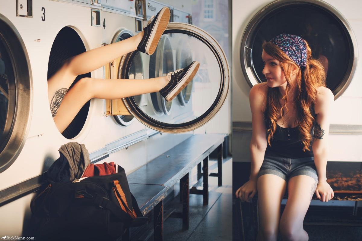 The Laundrette - The Laundrette Photographed by Rick Nunn