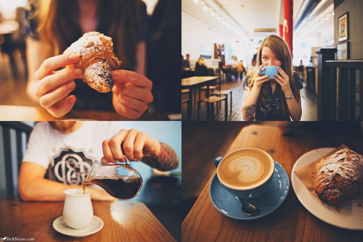 London Coffee - London Coffee Photographed by Rick Nunn