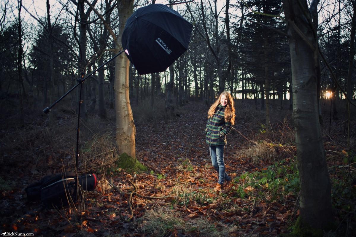 Enjoy The Little Things - Enjoy The Little Things - The Setup Photographed by Rick Nunn
