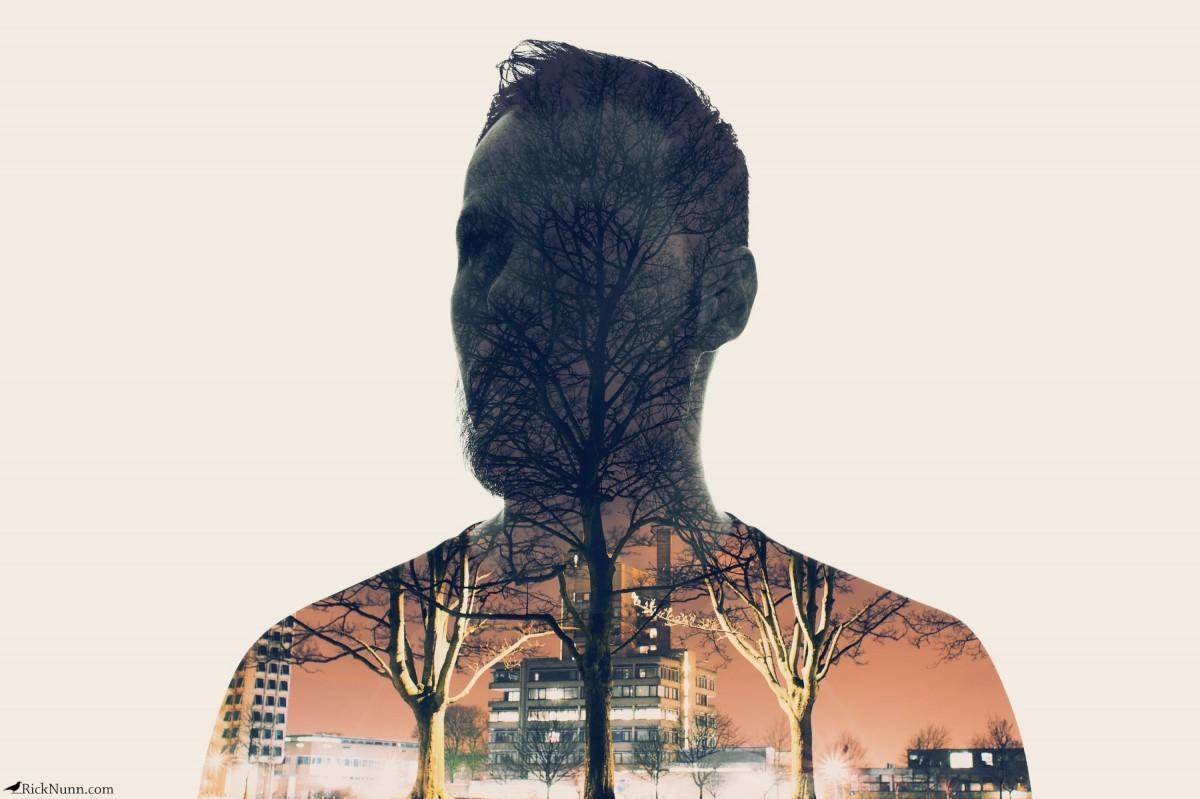 I Climbed the Tree to See the World - I Climbed the Tree to See the World Photographed by Rick Nunn