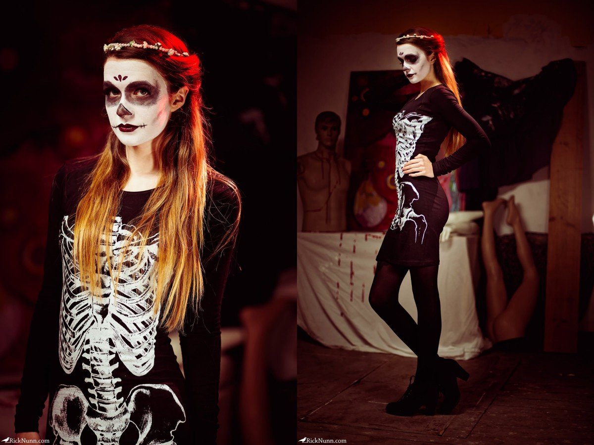 Dead Girl x Mary Choppins! - Dead Girl 0 Photographed by Rick Nunn