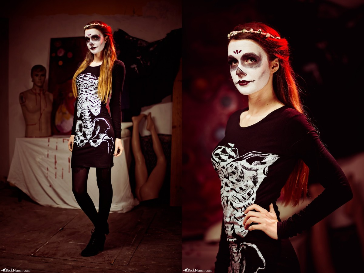 Dead Girl x Mary Choppins! - Dead Girl 2 Photographed by Rick Nunn
